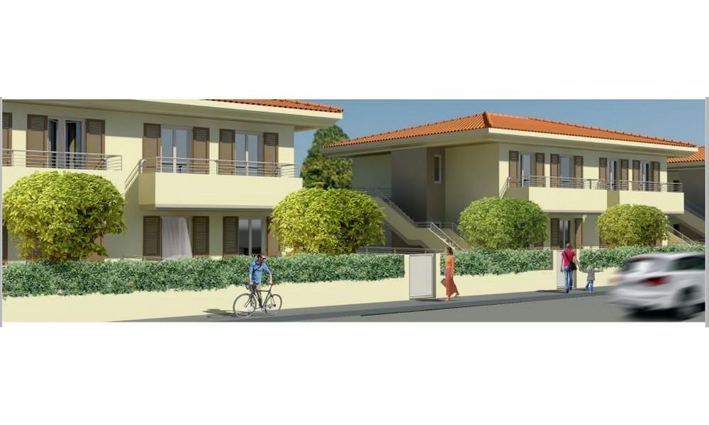 Casa con giardino rimini idea creativa della casa e dell for Casa con appartamento seminterrato in vendita