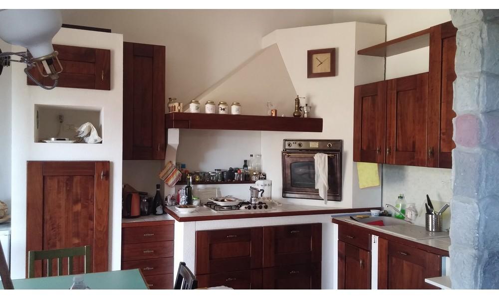 Edifica immobiliare compra e vendita immobili villa verucchio rimini cucina terrazzo - Cucina in veranda ...