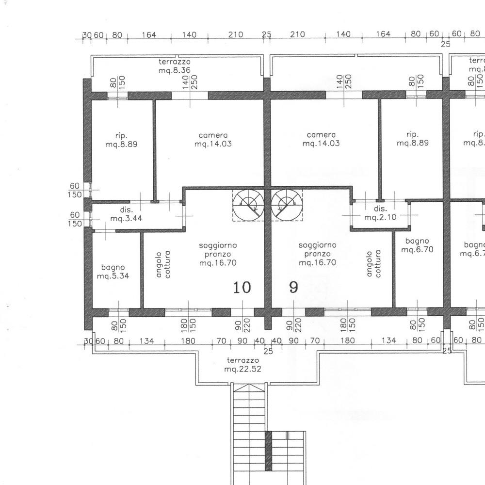 Edifica immobiliare compra e vendita immobili villa for Software di piano di pavimento del garage