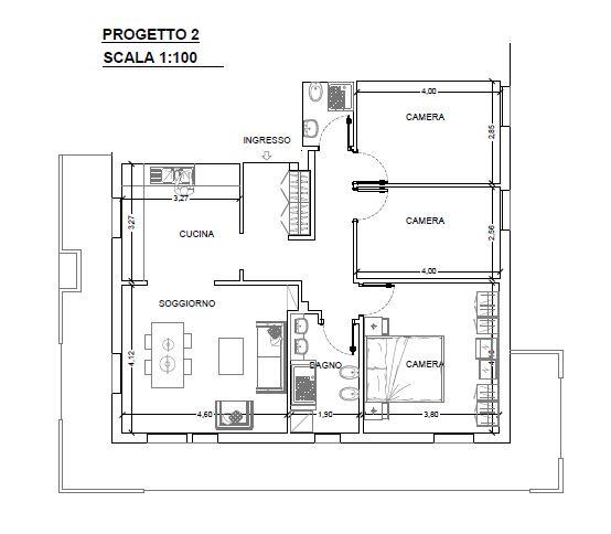 Edifica immobiliare compra e vendita immobili villa - Finestre in pianta ...
