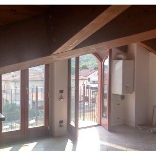 Appartamento in sottotetto a Villa Verucchio