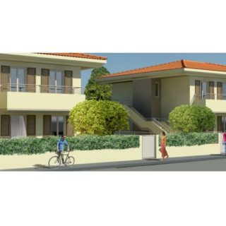 Appartamento piano primo indipendente a Rimini