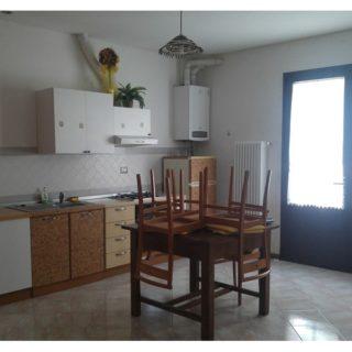 50 mq di appartamento a Pietracuta