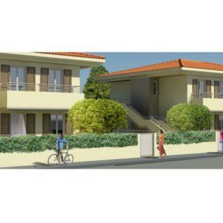 Appartamento completamente indipendente con tre camere a Rimini