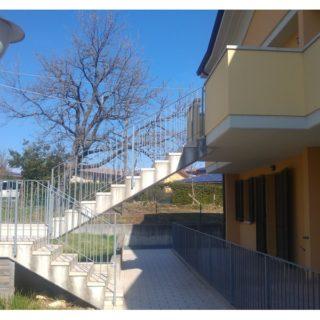 Appartamenti da rifinire vicino a San Marino – piano terra