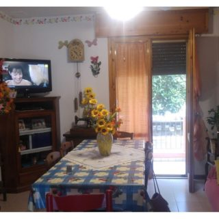Appartamento con tre camere a Villa Verucchio