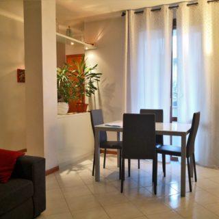 Appartamento con ingresso indipendente e giardino