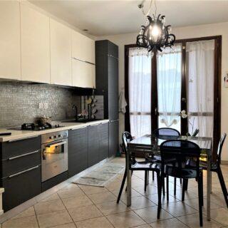 Appartamento al piano terra con giardino a Villa Verucchio
